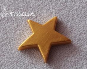 C�d 524 molde de estrela