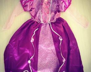 Vestido Enrolados