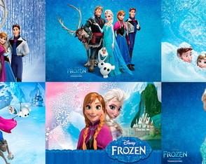 Jogo da Mem�ria - Frozen