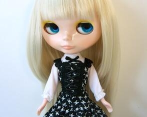 Conjunto Gothic Girl