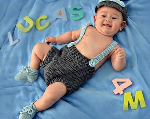 Conjunto Lucas - Newborn