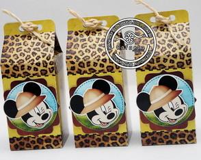 Cx Leite Mickey Safari