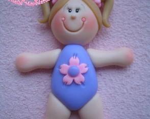 C�d. 013 Molde de boneca