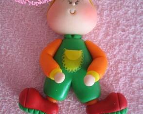 C�d. 015 Molde de boneco
