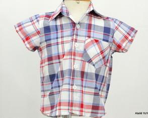 Camisa Infantil N�01