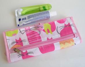 Kit higiene bucal Gato