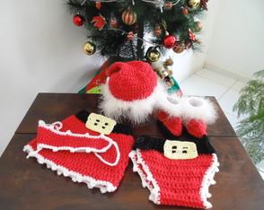 Kit Papai Noel-Promo��o de Natal