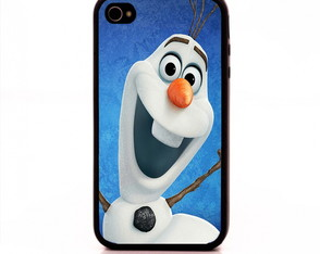 Case Personalizada Iphone 4s - Frozen