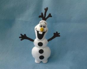 Boneco Olaf/Frozen