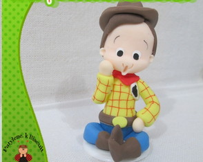 Lembran�a WOODY De Biscuit