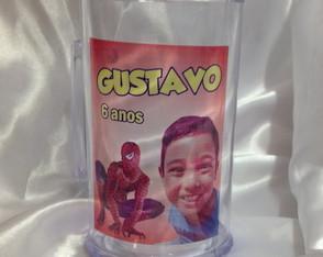 caneca personaliazada - Homem Aranha