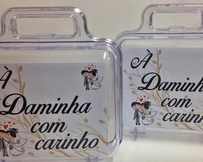 Maletinha personalizada A Daminha