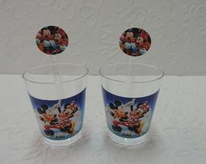 Copinho Para Brigadeiro-Mickey e Minnie