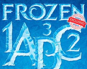 Frozen Letras Digital AlfaNumérico 065A