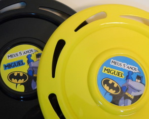 Frisbee personalizado her�is
