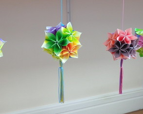 kusudama-morning-dew-papel