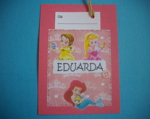 convite-scrapbook-baby-princess