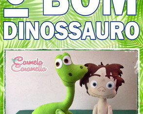 Apostila O Bom Dinossauro