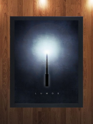 Quadro Decorativo - HP Lumos