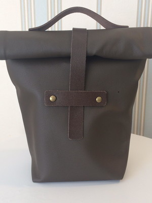 Lancheira térmica (lunch bag)