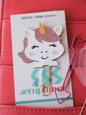 Clips Magic Unicorn (TMC016)