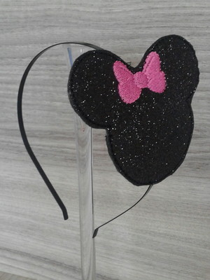 Tiara Minnie - Headband