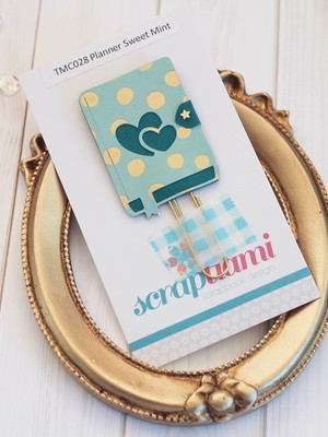 Planner Sweet Mint (TMC028)