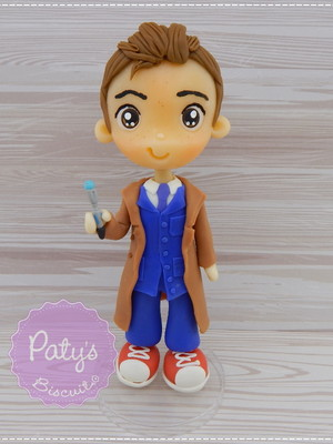 Miniatura 10th Doctor - Doctor Who