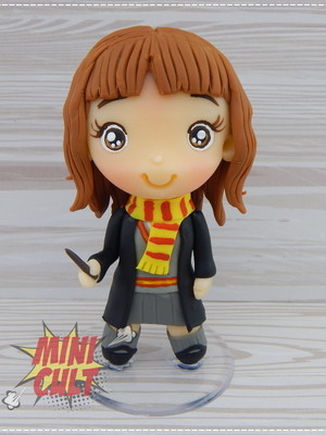 Toy Colecionável Hermione Granger (Harry Potter)