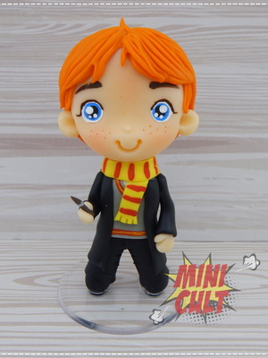 Toy Colecionável Rony Weasley (Harry Potter)