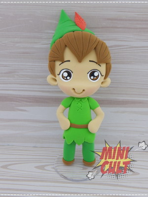 EVA Toy Peter Pan