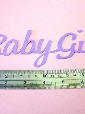 Baby Girl Lilas (P12)