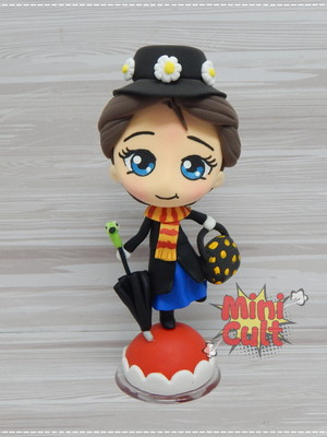 Toy Chibi Mary Poppins