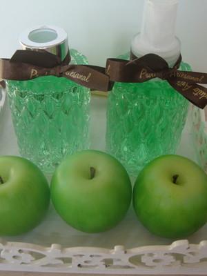 Kit Luxo - Maçã verde