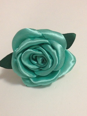 Porta Guardanapo De Rosa - Blue Tiffany