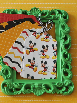 Tags Mickey Fun (A119)