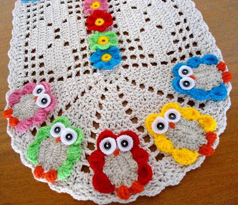 Como fazer tapete de trico com tiras de malha