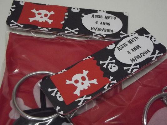 Lembrancinha Piratas