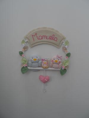 Porta -Maternidade Passarinhos