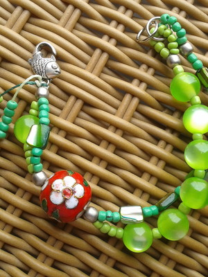 Pulseira Flor do Bosque