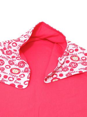 Manta para bebê - Malha Pink