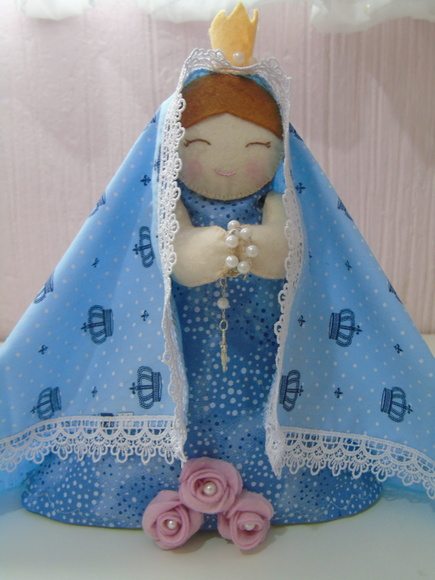 Nossa Senhora artesanal
