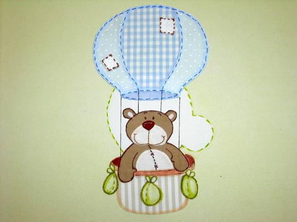 Quadro Urso no Bal�o