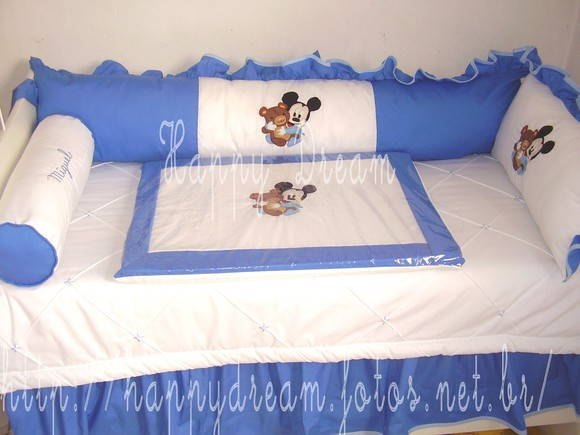Kit de ber�o Mickey