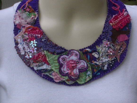 Recycling Collar I &quot;VENDIDO&quot;