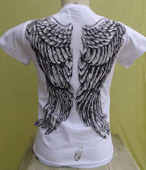asas de anjo ficam - photo #31