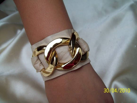 pulseira fashion now