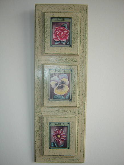 Quadro floral