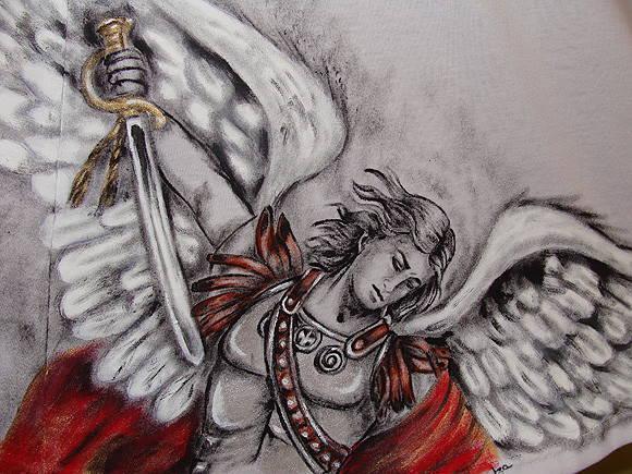 São Miguel Arcanjo (Explendor da Face de Deus)