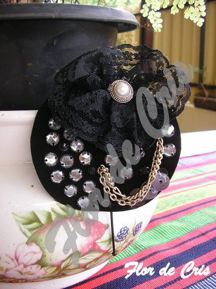 Casquete Rock Glam Out/Inv 2010